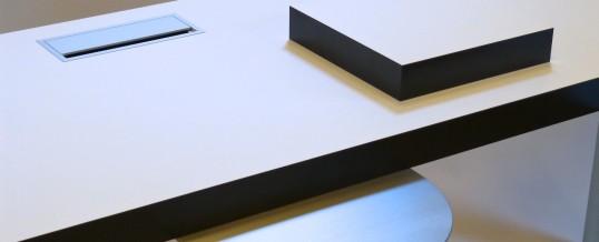 KAF Computer Desk – closeup